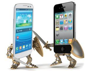 "Unul dintre ""locotenentii"" Android-ului apara Samsung impotriva Apple"