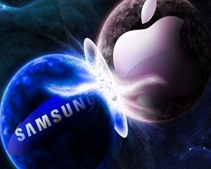Compania Samsung condamnata sa plateasca daune de 120 milioane  dolari catre Apple