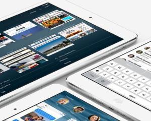 Surse: Apple ar lansa un iPad de 12,9 inci