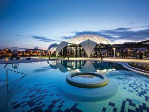 Asa arata Paradisul romanesc: Aquapark-ul gigant de 20 mil. Euro asteapta vizitatori