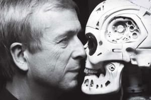 Viitorul va fi al cyborgilor. Omul de stiinta care conecteaza creierul cu AI vine la IMWorld