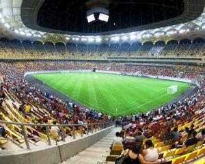Amical de lux: Romania joaca cu Argentina pe Arena Nationala