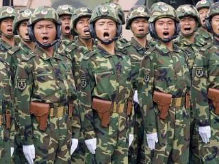 Armata Chinei a primit ordin sa fie gata de razboi, in orice moment