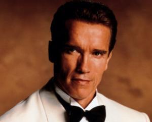 Arnold Schwarzenegger devine