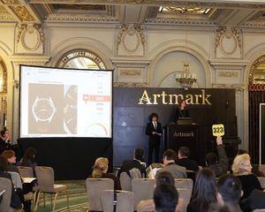 Noi recorduri pentru arta contemporana la Artmark