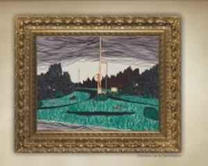 """Artistul plastic David Rayson prezinta """"Imagini din Marea Britanie. 100 de ani de arta a peisajului"""""""