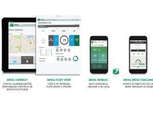 Aplicatiile Arval Smart Experience sunt acum disponibile si utilizatorilor din Romania