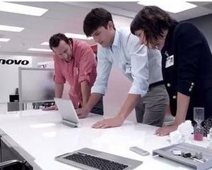 """Cum a ajuns """"Steve Jobs"""" sa faca reclama pentru Lenovo"""