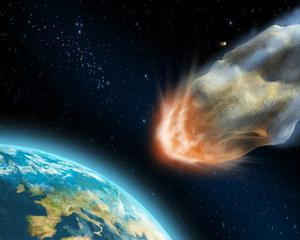 NASA: Un asteroid se va ciocni cu Pamantul in anul 2880