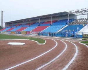 Stadionul Astra Giurgiu, modernizat