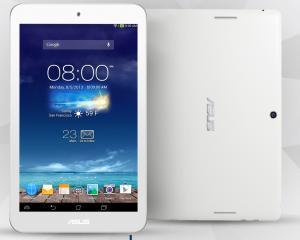 Noua tableta ASUS MeMO Pad 8 este disponibila in premiera la Flanco