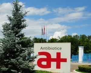 Profitul brut realizat de Antibiotice Iasi s-a majorat cu 19%