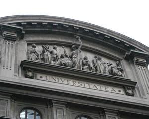 Schimbarea la fata a Palatului Universitatii din Bucuresti