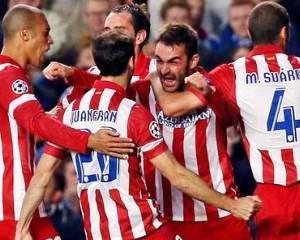 Miliardele lui Abramovici nu au fost de ajuns: Atletico Madrid este in finala Ligii Campionilor