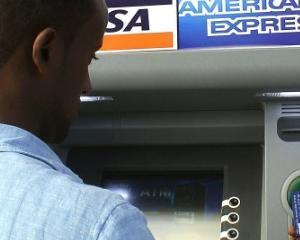 Primul bancomat din Mogadishu emite dolari americani