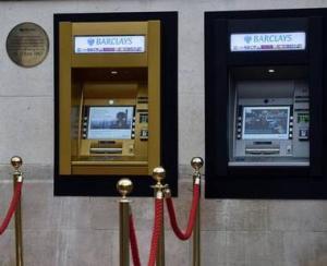 Bancomatul a implinit jumatate de secol