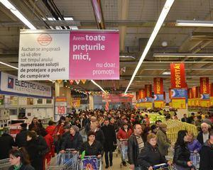 Auchan a incheiat remodelarea magazinelor preluate de la Metro Group