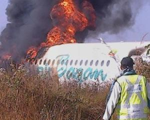 287 de companii aeriene, nesigure pentru spatiul aerian european