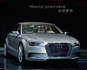 Audi A3, desemnata Masina Anului 2014 in Lume