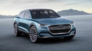 SIAB 2018: Audi da startul la rezervari pentru noul SUV electric, e-tron quattro