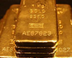 Aurul, tot mai putin pretios: Investitorii se vor proteja de inflatie cu ajutorul burselor de actiuni
