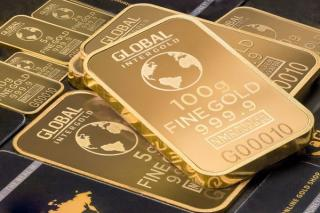 Noul maxim pentru pretul gramului de aur este 268,4712 lei