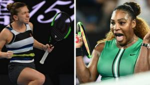 LIVE TEXT Australian Open 2019: Simona Halep si Serena Williams - Marea Confruntare