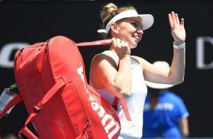 Simona Halep, in sferturile de finala de la Australian Open. Cine e urmatoarea adversara