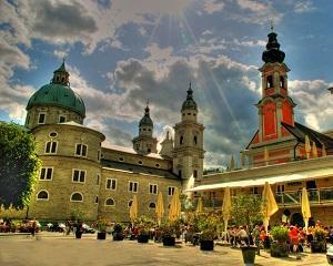 Destinații manager.ro: Austria - Salzburg