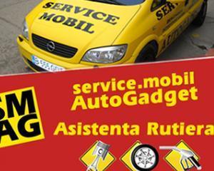 AutoGadget lanseaza Service Mobil - service-ul care vine la tine