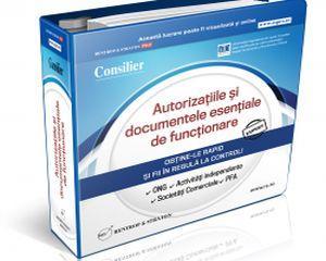 Autorizatiile si documentele esentiale de functionare. Obtine-le rapid si fii in regula la control