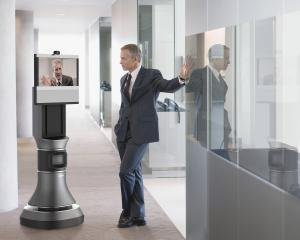 iRobot - cum sa-ti teleportezi un coleg din Bucuresti la New York