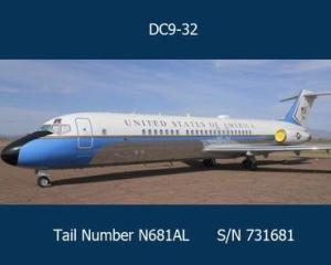 Air Force One - avionul presedintilor americani, scos la vanzare