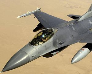 Armata romana in 2013: A incheiat contractul pentru avioanele F-16 si a demarat lucrarile la Deveselu