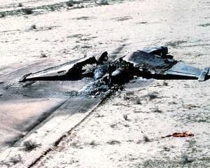 Ucraina: Separatistii au doborat inca un avion de lupta