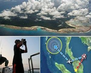 Avionul disparut al Malaysia Airlines s-a prabusit in Oceanul Indian
