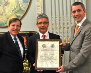 Sistemul Coca-Cola Romania, unul dintre finalistii alesi de Secretarul de Stat al SUA pentru Award for Corporate Excellence (ACE) 2013