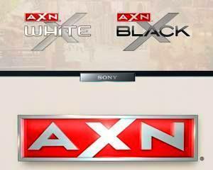 Rebranding AXN: Crime devine White, Sci-Fi devine Black