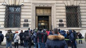 Sucursala Regionala Bucuresti a Bancii Nationale va fi inchisa vineri