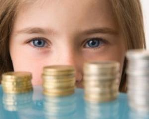 Germania: Copiii au tot mai multi bani de buzunar