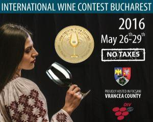 International Wine Contest Bucharest (IWCB), cel mai important concurs international de vinuri din Europa de Est, revine cu o noua editie