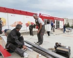 Profi a deschis primul magazin modular de mari dimensiuni