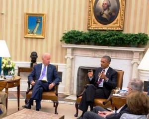 Barack Obama: Ii vom vana pe teroristii care ne ameninta tara, oriunde ar fi