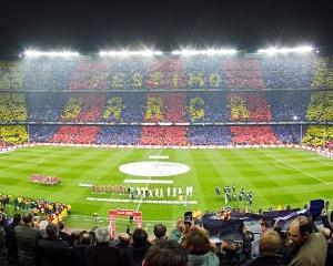 FC Barcelona a incheiat un parteneriat cu Gatorade