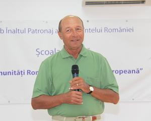Presedintele Basescu a devenit bunic