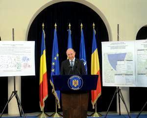 Traian Basescu: Situatia din Ucraina nu afecteaza direct Romania