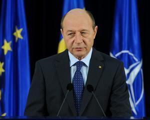 Traian Basescu despre urmarirea penala a ginerelui sau: Nu stiu despre ce este vorba, dar toti romanii trebuie sa raspunda in fata legii