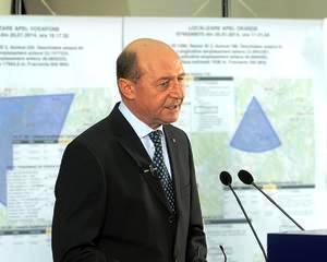 Basescu: Rog DNA si DIICOT sa ancheteze cazul Nana