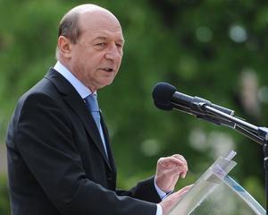Basescu: Nivelul candidatilor la prezidentiale, daca privesti la Ponta, este foarte jos