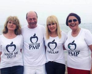 Traian Basescu: Eu voi vota Partidul Miscarea Populara